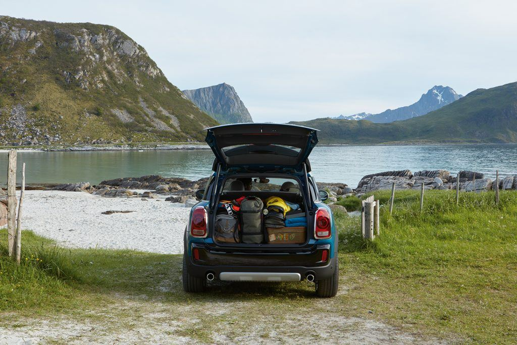 Mini Countryman Cargo Space